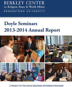 Doyle Seminars 2013-2014 Annual Report