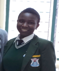 A Discussion with Elizabeth Akinyi, Student, St. Aloysius Gonzaga Secondary School, Nairobi, Kenya