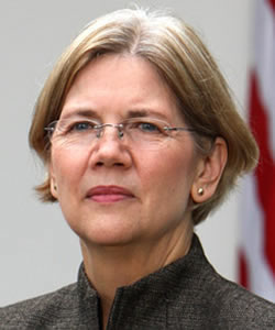 Guest Lecture: Elizabeth Warren on Values and the Economic Crisis