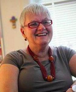 Elzbieta Gozdziak headshot