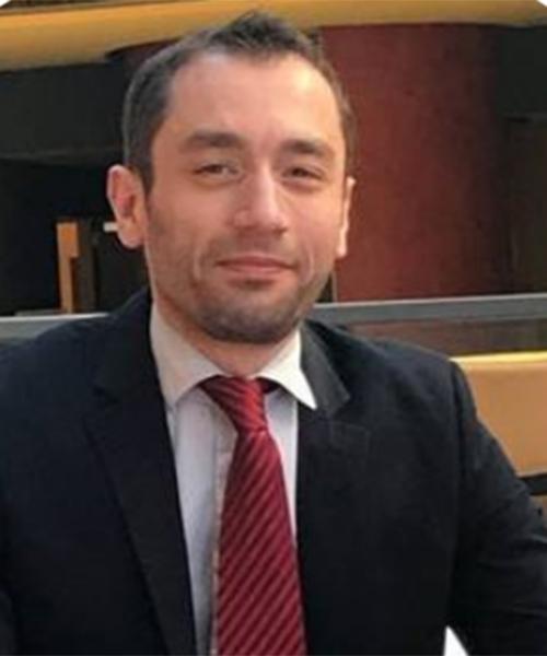 Emanuele Amendola headshot