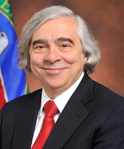 Ernest Moniz headshot