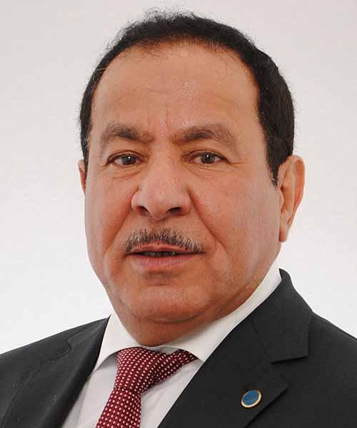 Faisal bin Muaammar headshot