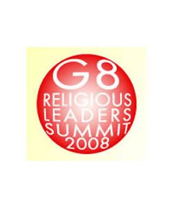 G8 Religious Leaders Summit 2008