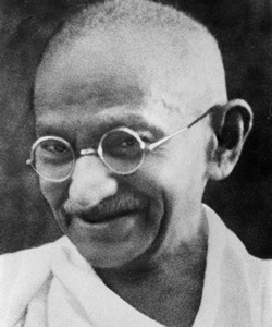 Mohandas Gandhi on the Meaning of Truth