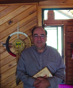 A Discussion with Rev. Gerald McDougall, Jesuit Priest, Anishinabe Spiritual Centre, Ontario, Canada