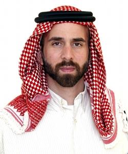 Ghazi bin Muhammad bin Talal headshot