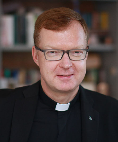 A Discussion with Father Hans Zollner, President, Centre for Child Protection, Rome, Italy