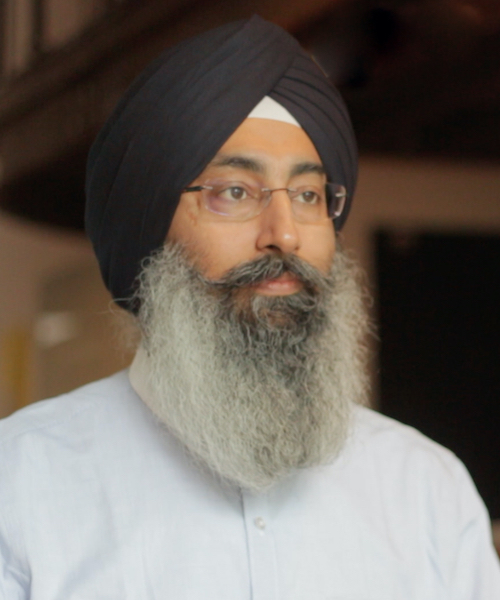 Harinder Singh headshot