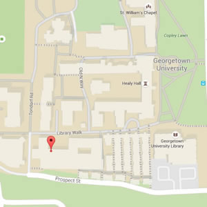 Healey Family Student Center location on map