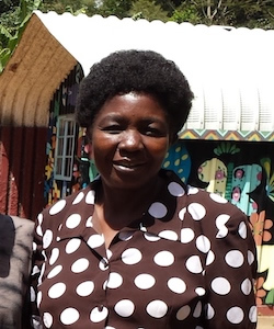 A Discussion with Helen, Social Worker, Nyumbani Center, Nairobi, Kenya