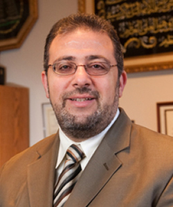 A Discussion with Imam Yahya Hendi, Director of Muslim Chaplaincy at Georgetown University