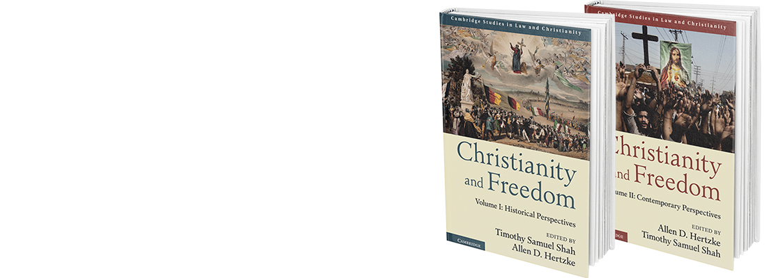 Nicholas Wolterstorff Reviews Christianity and Freedom