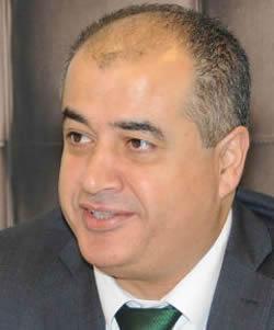 Ibrahim Sharqieh headshot