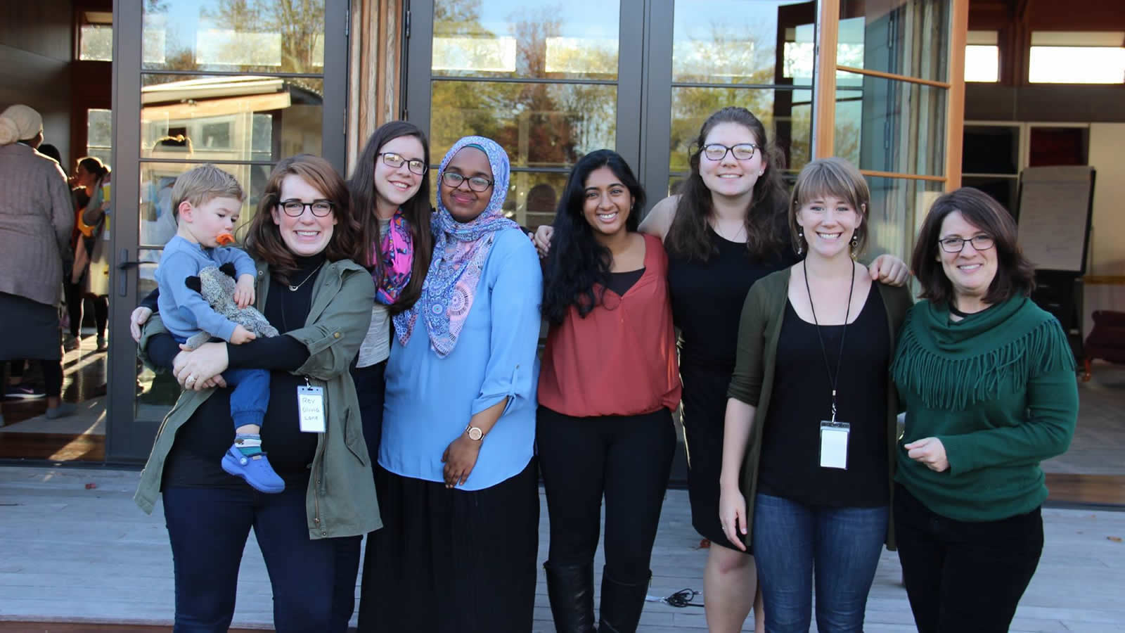 Interfaith Group of Georgetown Female Staff and Students