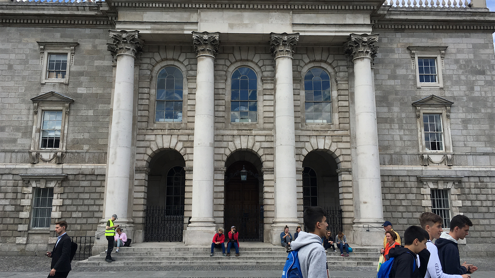 Trinity College Dublin's ecumenical chapel