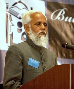 Ishtiyaq Ahmad Zilli headshot