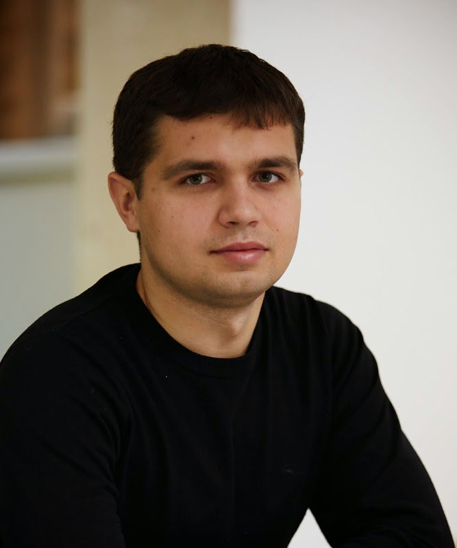 Ivan Horodyskyy headshot