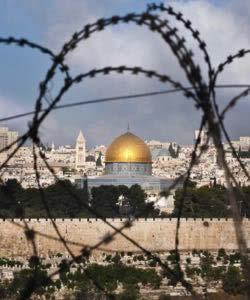 Jerusalemalaqsamosquerazorwire