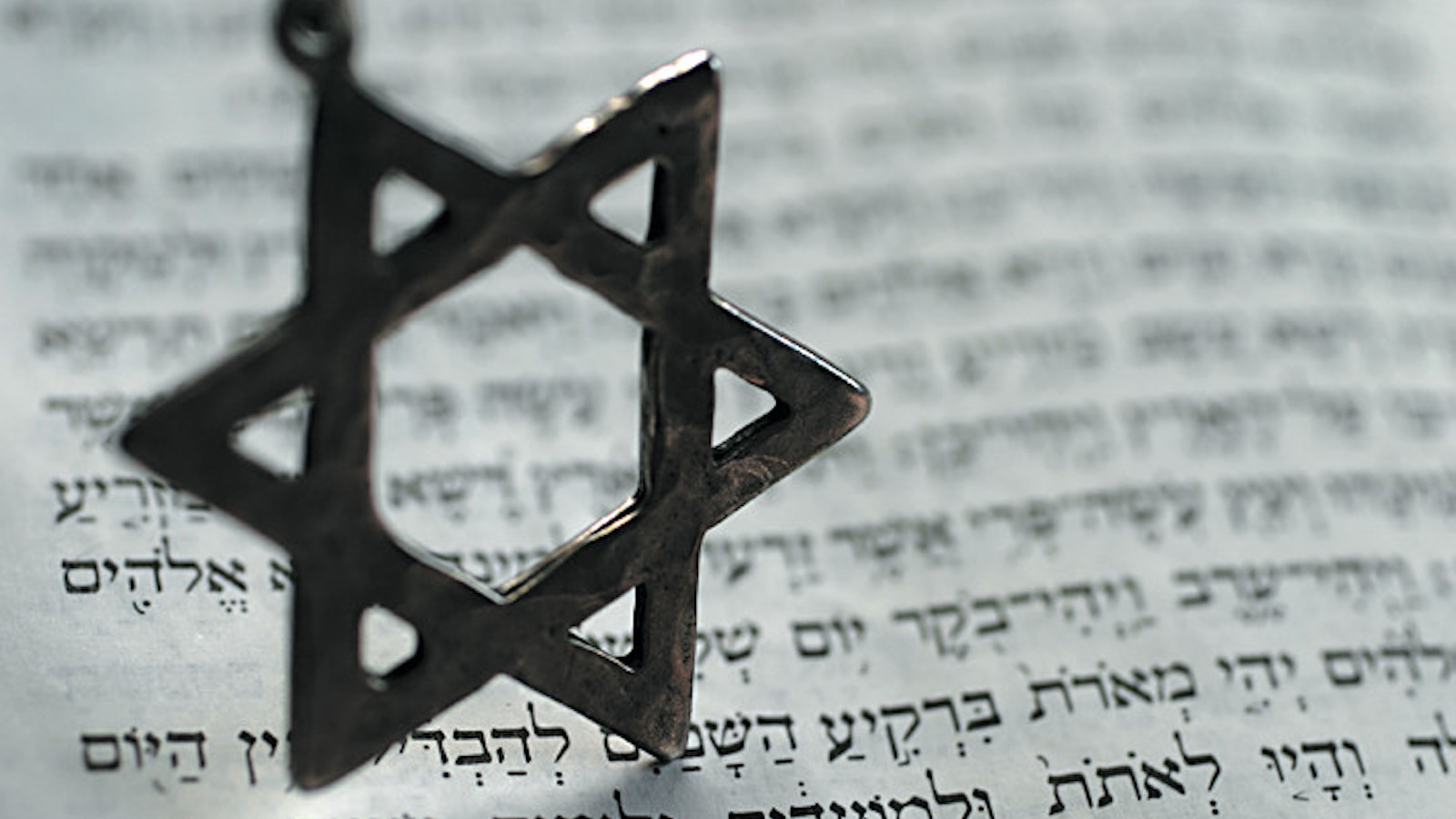 Star of David against Torah in backgrounders