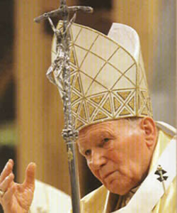 A Message of His Holiness Pope John Paul II for the Celebration of the World Day of Peace
