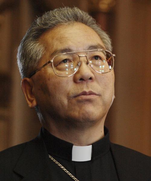 Joseph Mitsuaki Takami headshot