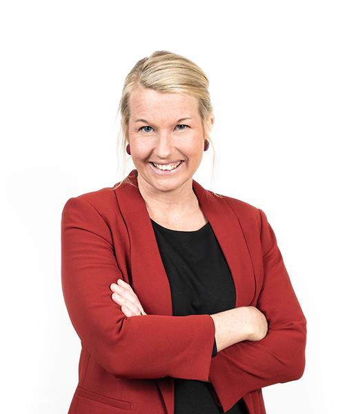 Josephine Sundqvist headshot