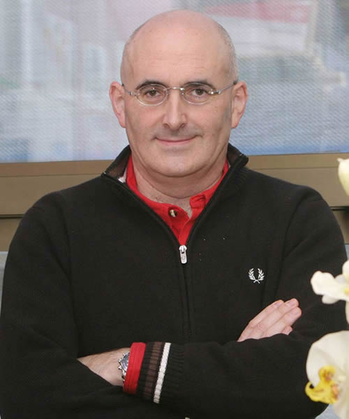 Josetxo Beriain headshot