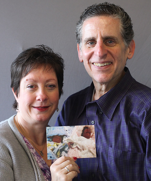 Grief and Grace in the Delivery Room: Mark Geraci and Judy Presta