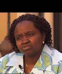 Justine Masika Bihamba headshot