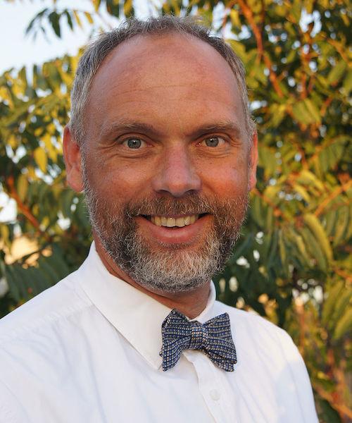 Karsten Lehmann headshot