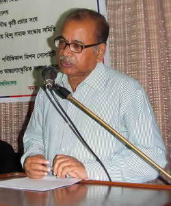A Discussion with Kazi Nurul Islam, Head of the Department of World Religions, Dhaka University