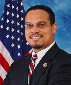 Keith Ellison headshot