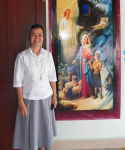 A Discussion with Sister Lakana, Director, Mother Mazzarello House, Battambang, Cambodia