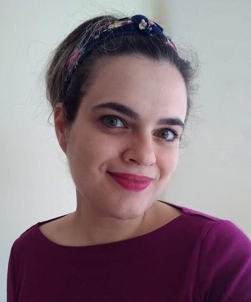 Laura Ingallinella headshot