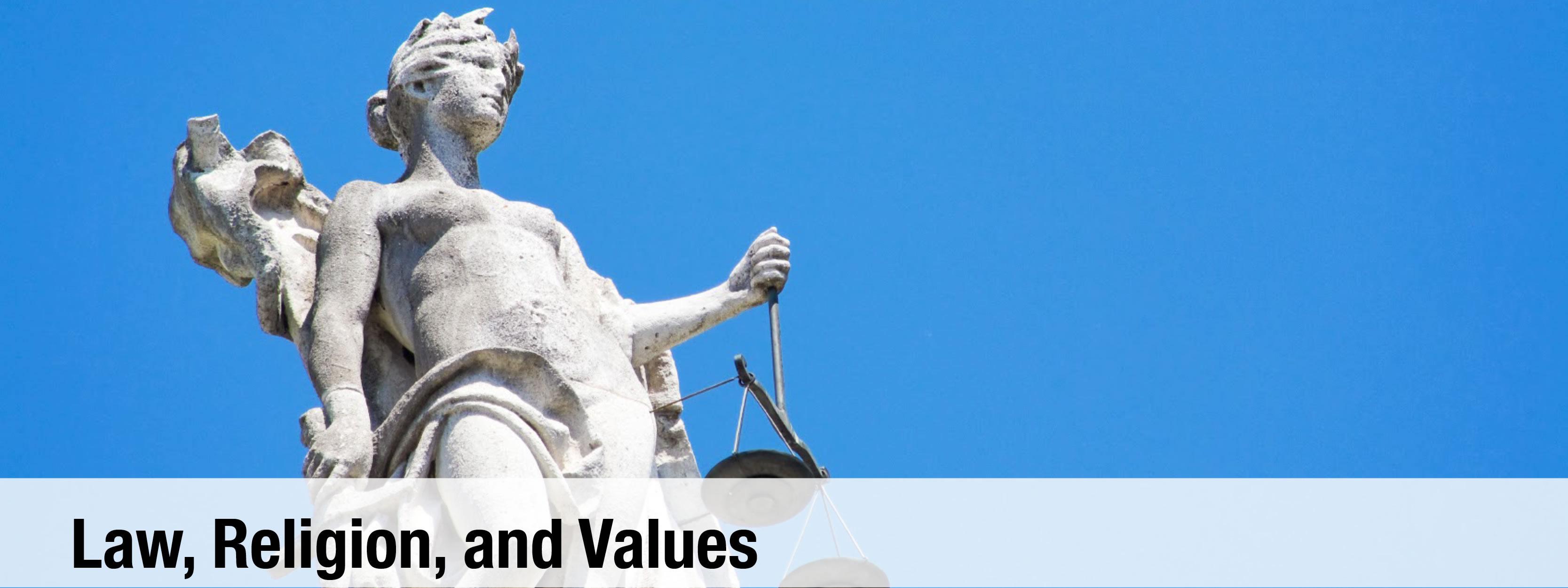 Lawreligionvalues redesign