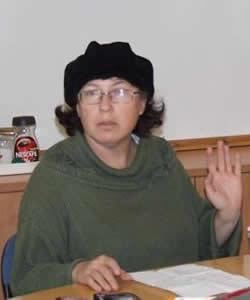 Leah Shakdiel