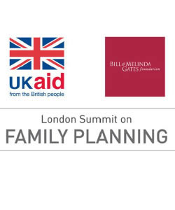 London Summit on Family Planning
