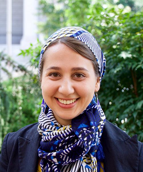 Maggie Siddiqi headshot