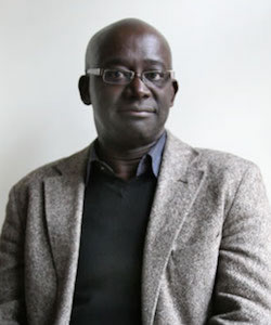 Mamadou Diouf headshot