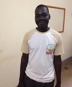 A Discussion with Mamadou Sibalo, Student, University of Ouagadougou, Ouagadougou, Burkina Faso