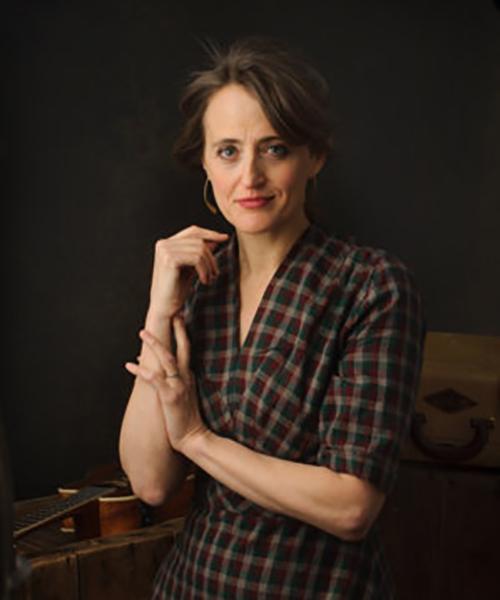 Margaret Paxson headshot