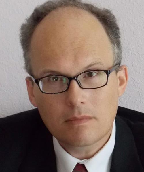Mark W. Hamilton headshot