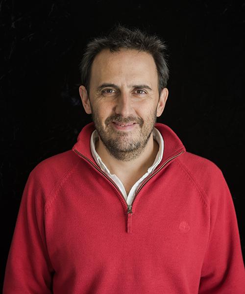 Martin Coria headshot