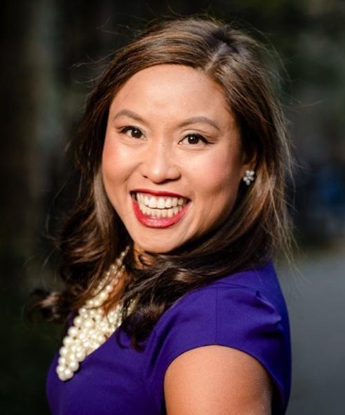 Melissa Borja headshot