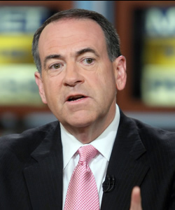 Mike Huckabee on a Broader Christian Agenda in <em>Beliefnet</em> Interview