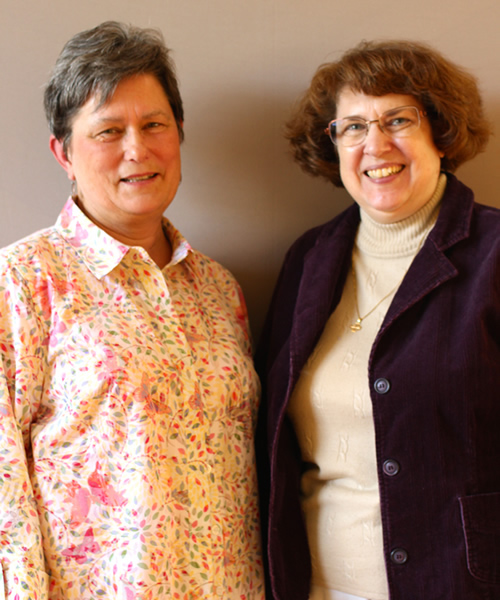 What Makes a Priest a Priest?: Monique Gamache Venne and Linda Wilcox