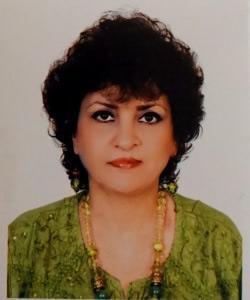 Mozhgan Bahar headshot