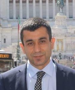 Murad Ismael headshot