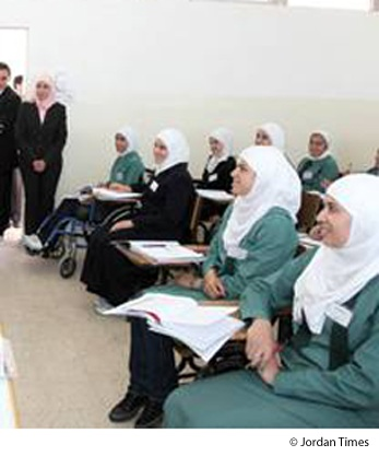 Constructing Proper Faith in a Girls' High School in Jordan